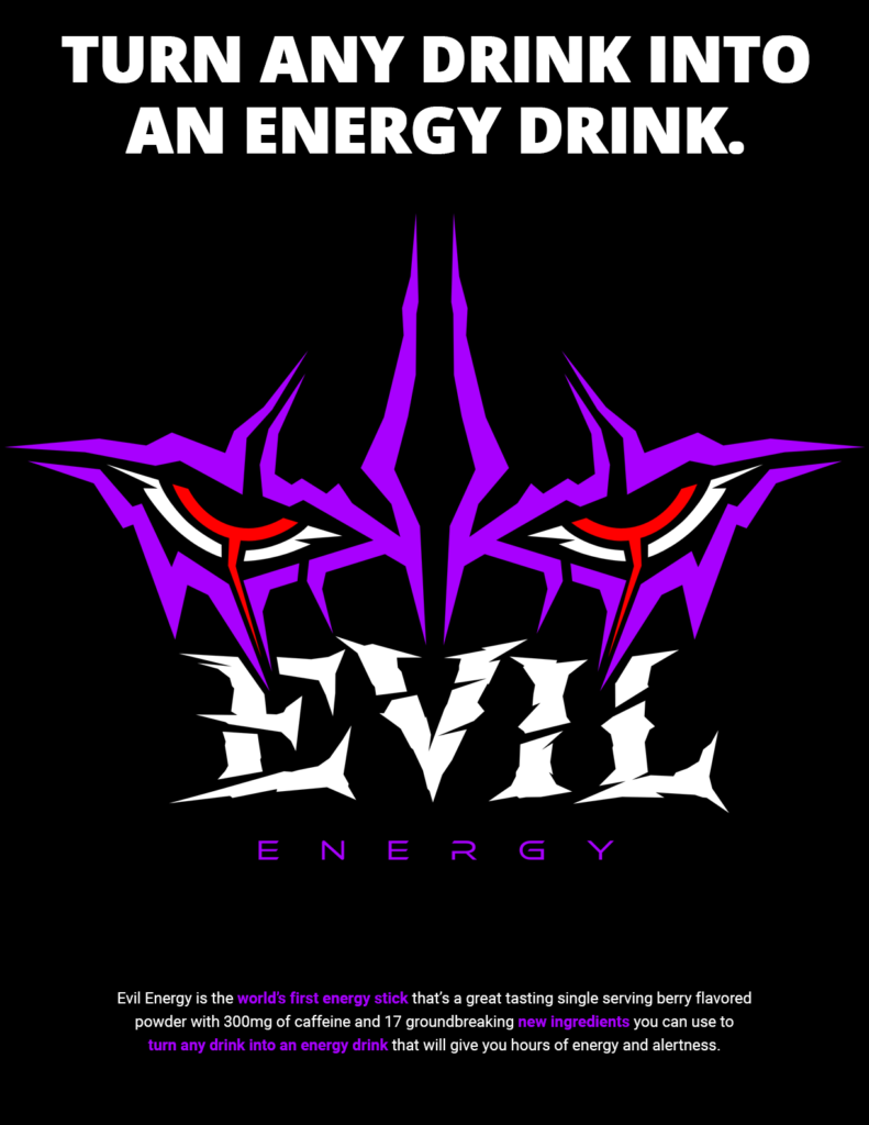 Turn Any Drink Into an Energy Drink!